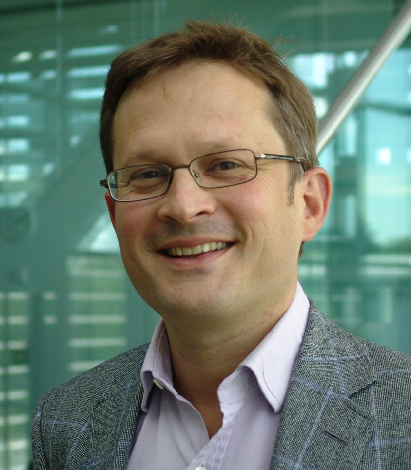 John Shaw, Vice President for end user security products at Sophos