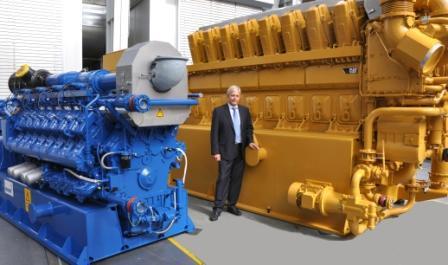 Willy Schumacher, CEO of MWM GmbH