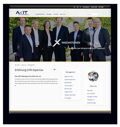 New AXIT Website Opens the Door to AX4 User Practice