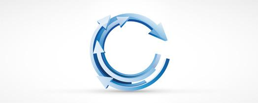 Service lifecycle management (© puckillustrations - Fotolia.com)
