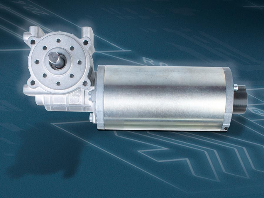 New worm gear transmissions and encoders expand the Bühler Motor solution matrix