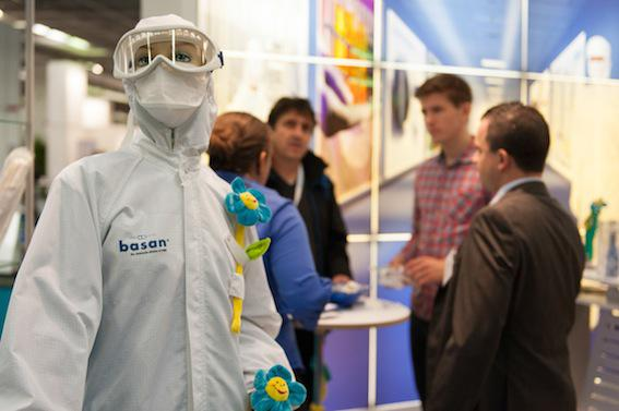Cleanzone 2013 boasts large international component and increased number of visitors