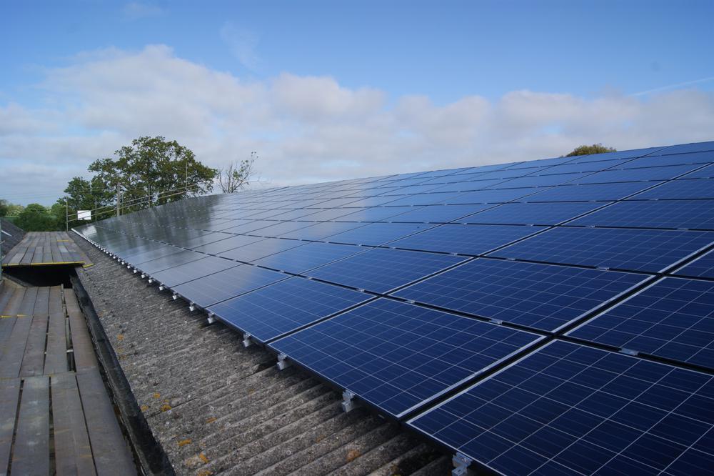 WINAICO 48 kW Suffolk-Farm UK