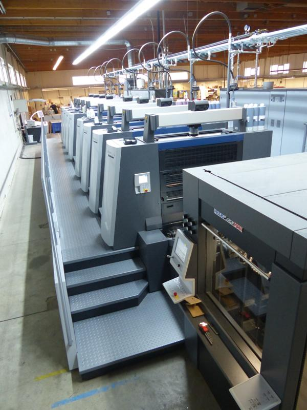 Impressive technology: Onlineprinters