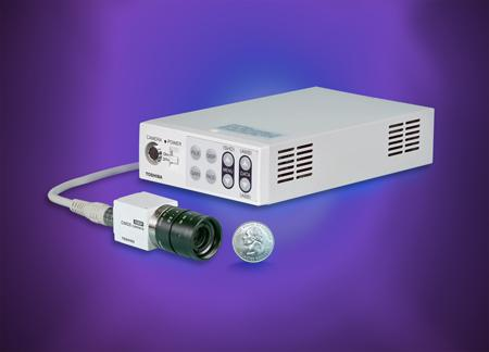 Toshiba Imaging's New Ultra-Compact 1-Chip CMOS HD Video