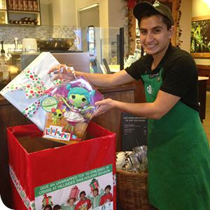 Hillsides Charity Announces Holiday Toy Drive at 46 Local