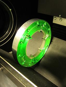 Example for new lens mount design