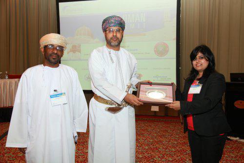 His Excellency AL Sayed Salim Musalam Ali Al-Busaidi at Fleming Gulf's HR Oman Summit 2014