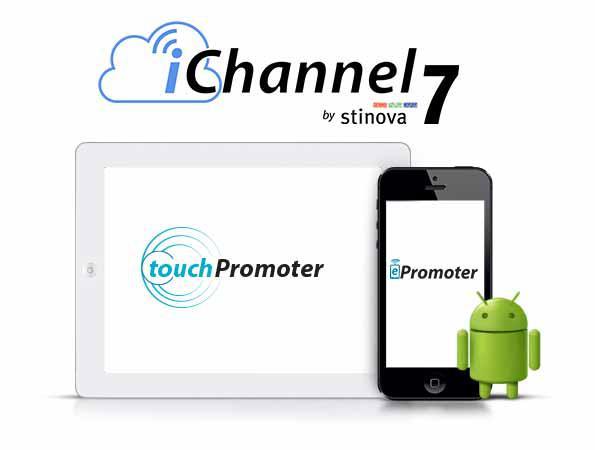 iChannel 7, ePromoter, touchPromoter