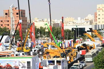 Construction Machinery Show in Dammam