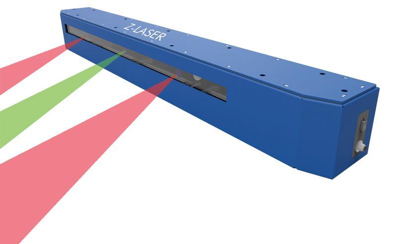 Movable Line Laser System Z-MLLS