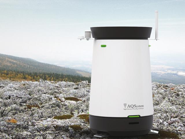 Ammonit AQ510 windfinder - Sodar wind measurement system