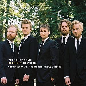 Sebastian Manz & The Danish String Quartet