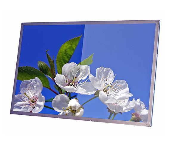 Direct conglutination of the glass plates reduces light refraction and improves contrast