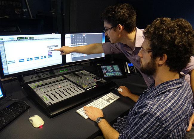 Nova Entertainment audio engineers benefit from zero-compression, zero-latency performance at the remote desktop.