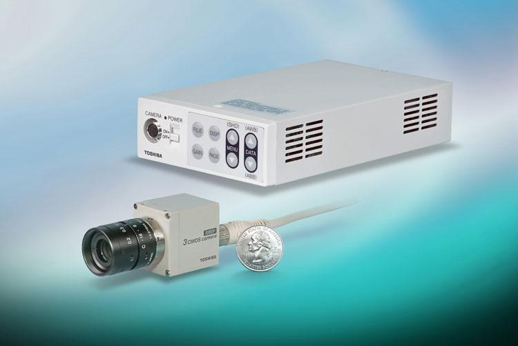 Toshiba Imaging Introduces 3CMOS 1080p HD Video Camera with