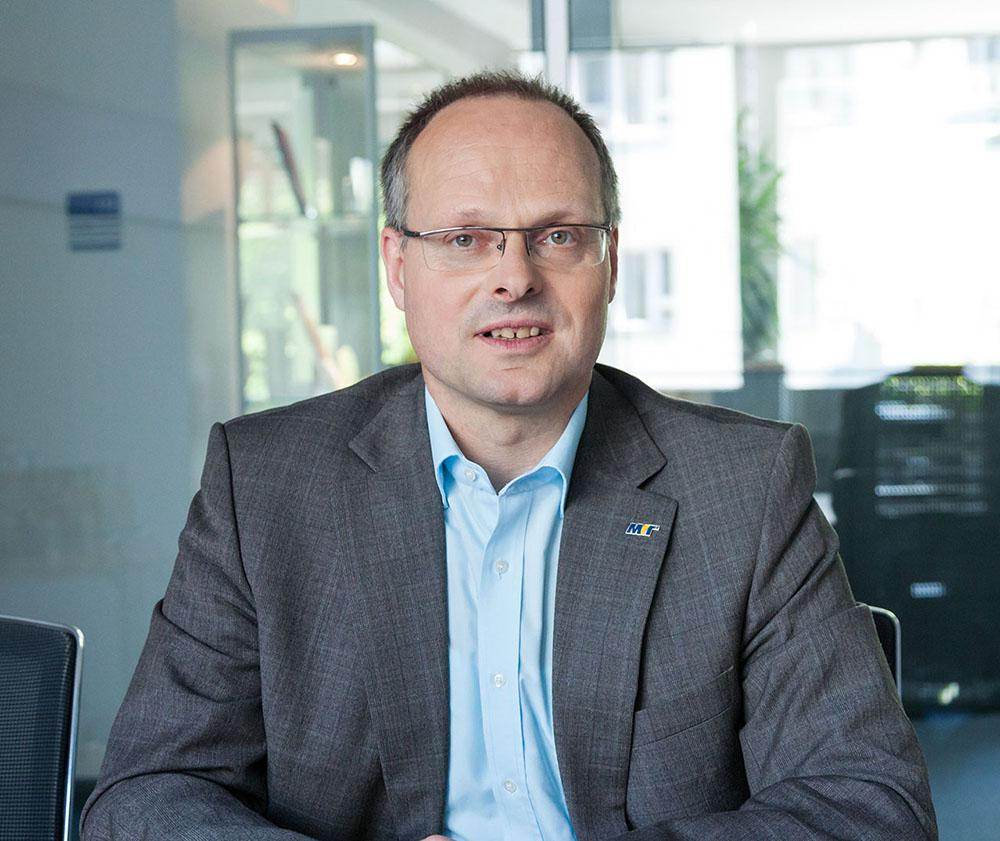 Dr. Olaf Munkelt, Managing Director of MVTec Software GmbH