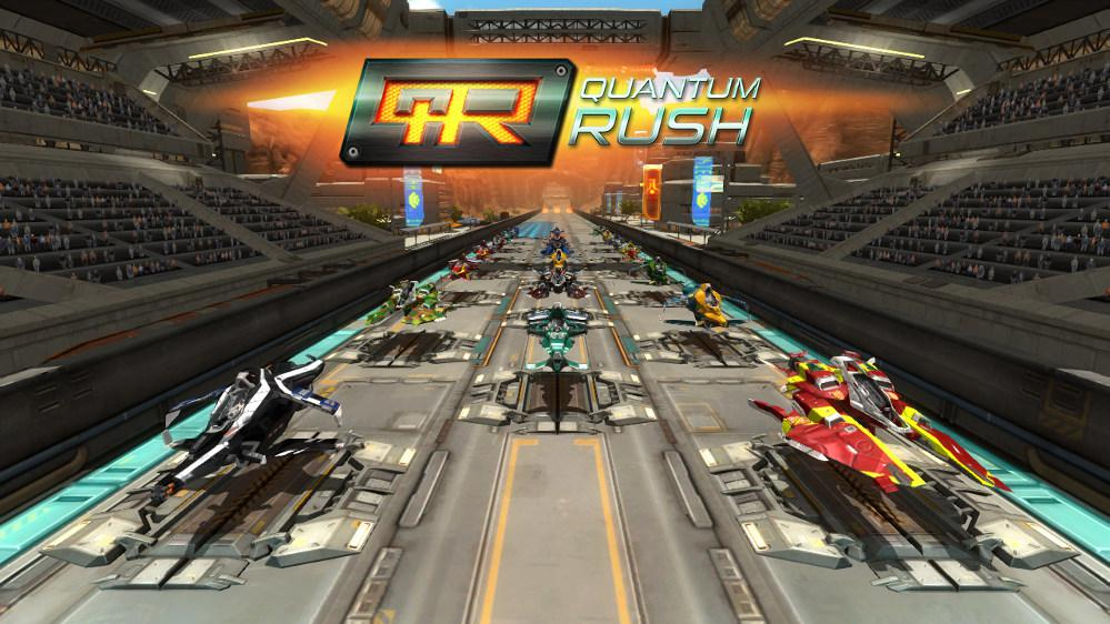 Online racer Quantum Rush soon as a single player version?