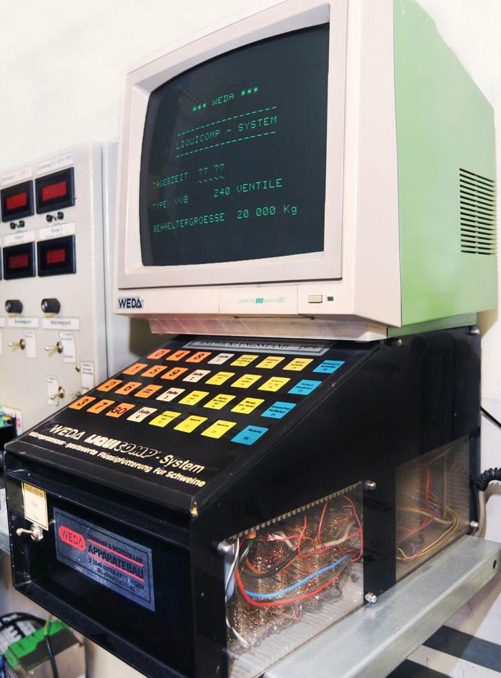 In 1979, WEDA Dammann & Westerkamp put Liqui Comp on the market