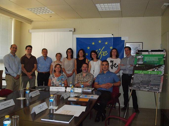 GREENZO project Consortium at Kick-off Meeting