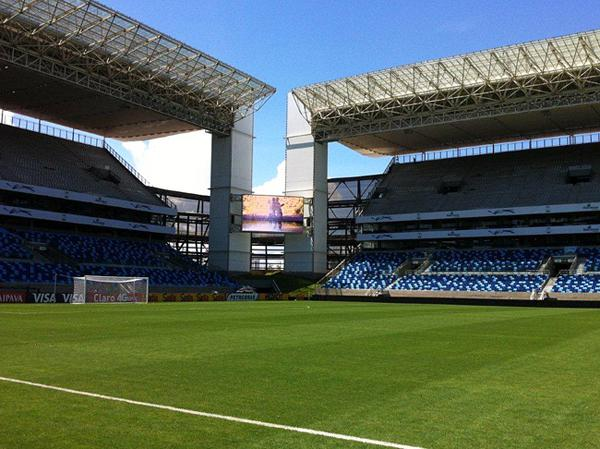 ENTERTAINMENT DIGITAL SIGNAGE: FIFA 2014, Brazil