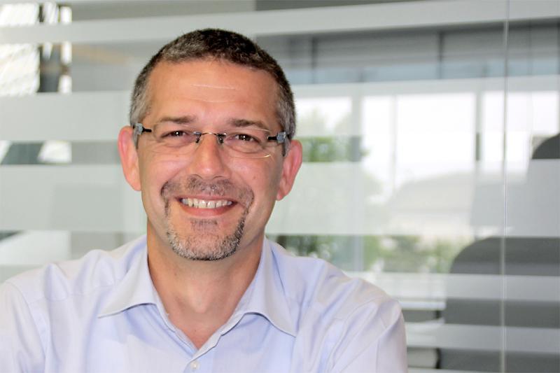 Andreas Tilgner is salesman for the region of Bavaria at ESCHA.