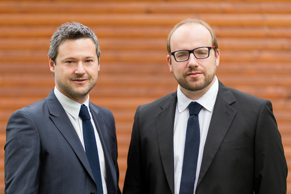 Michele Pinton and Francesco Alborghetti, DataVard Italia S.R.L.