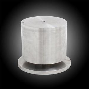 Piezoelectrical shaker for vibration excitation with