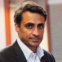 Farouk Hemraj, CEO at DISTREE Events