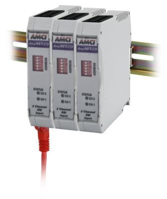 AMCI AnyNET I/O ANE2 SSI Interface