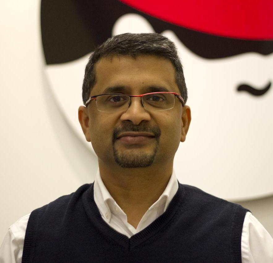 Radhesh Balakrishnan, general manager, Virtualization and OpenStack, Red Hat