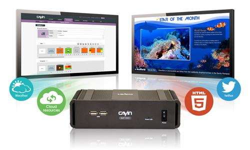 SMP-NEO Series Digital Signage Player