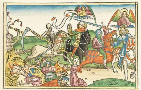 Biblia germanica, Neunte Deutsche Bibel. Nuremberg 1483. Estimate: EUR 60,000