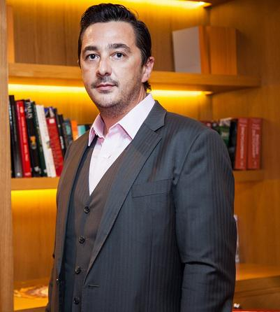 Glen Ogden, Regional Sales Director for the Middle East region at A10 Networks