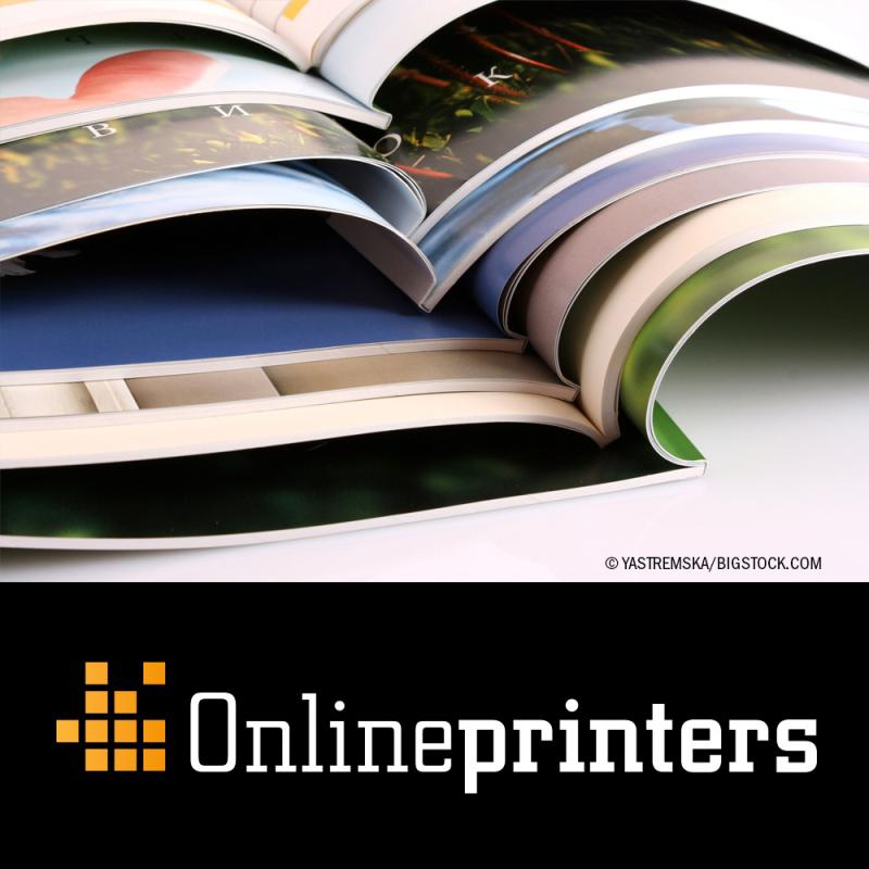 Wide selection of brochures © Yastremska/Bigstock.com