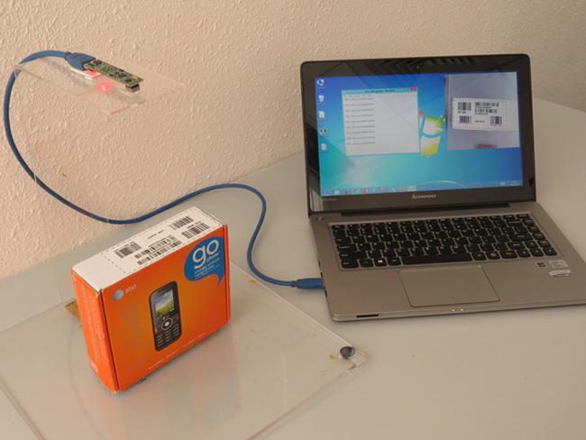 spica - barcode scanner sdk