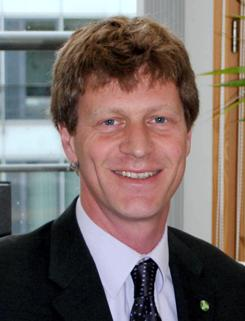 Oliver Thomas, Head of International Planning and Project Development/BBB