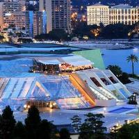 The Grimaldi Forum in Monaco
