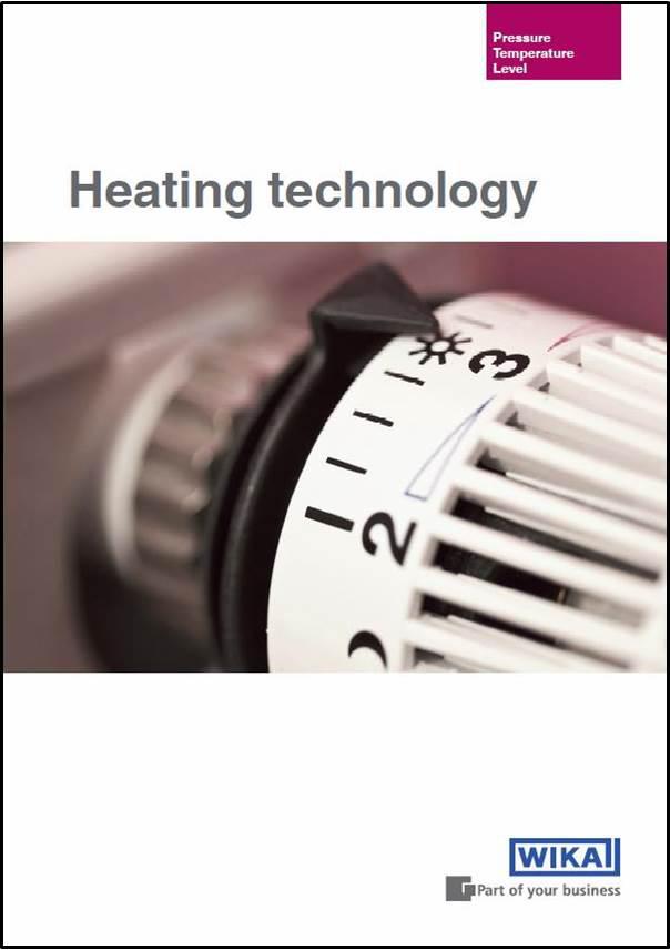 WIKA brochure ?Heating technology?