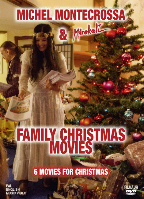 DVD 'Family Christmas Movies'
