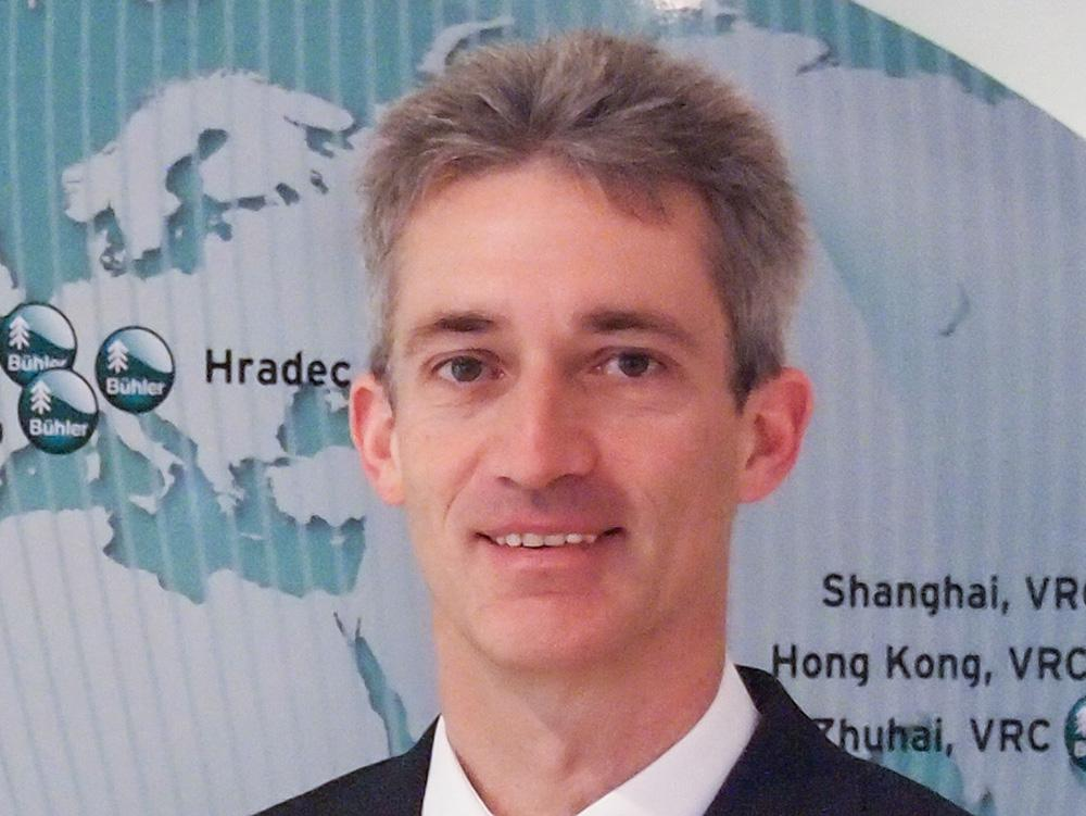 Dr. Udo Haberland: Vice President Program Management Industrial Solutions at Bühler Motor