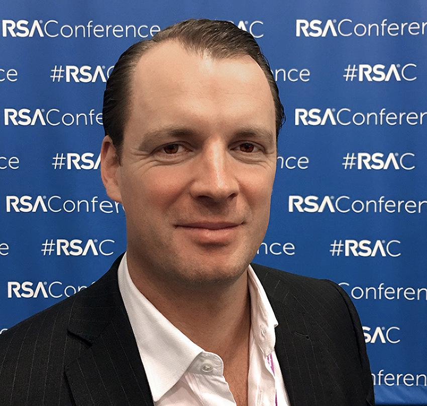 Michael Mertens ? speaker at this year?s RSA Conference in San Francisco