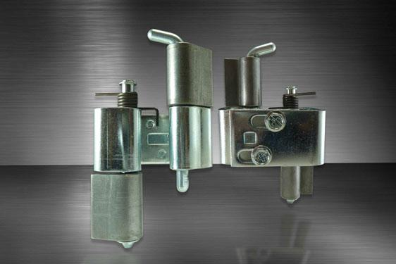 2 stage hinges from FDB Panel Fittings for flush doors