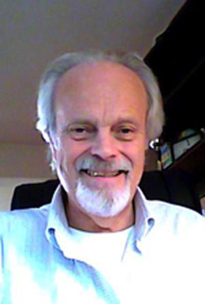 Author Patrick Brigham