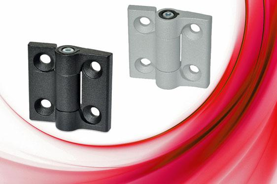 CMUF 270° adjustable friction hinge from Elesa