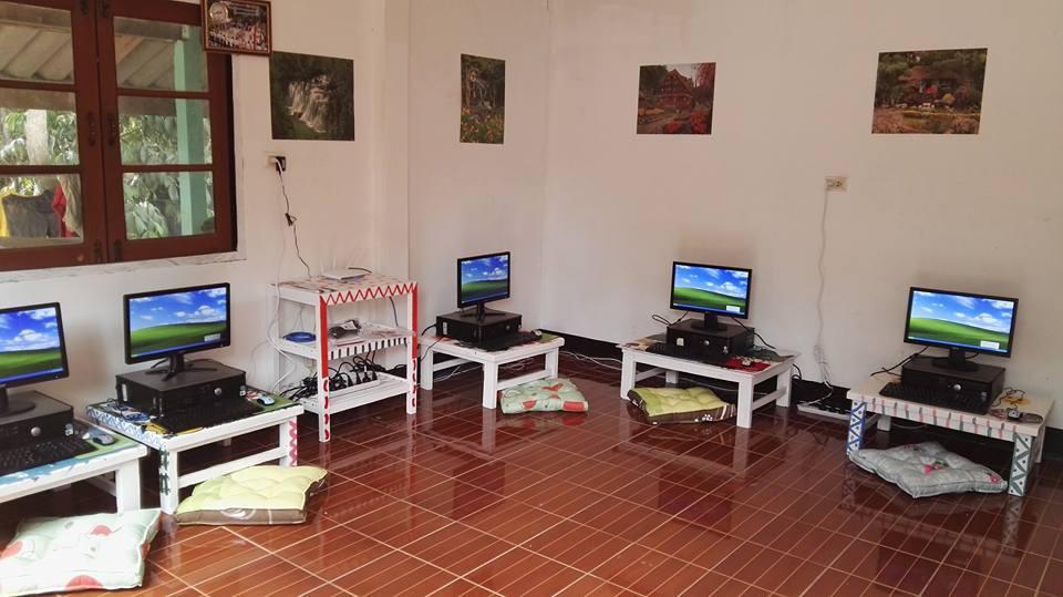 Digital Alchemy donate computers to Baan Saan Rak Orphanage