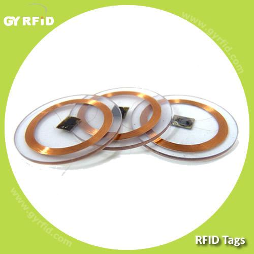 RFID foil tag mifare desfire for tagging system(gyrfidstore)