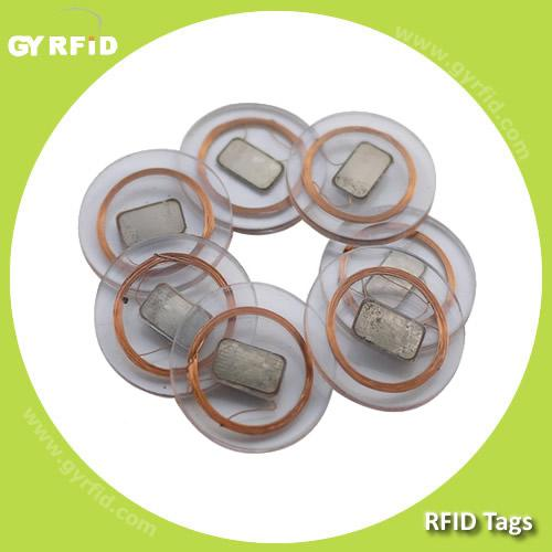 ultra high frequency rfid clear tag for asset tracking