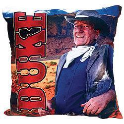 "John Wayne ""The Duke"" Pillow"