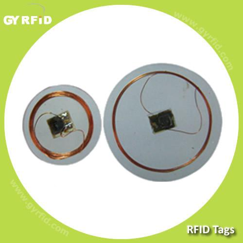 RFID clear buttons with monza 3 for vehicle access control